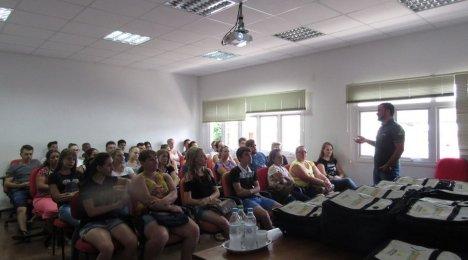 Aula inaugural dos Aprendizes