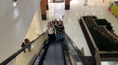 Equipe da Comtul visita Expoagas 2016