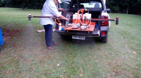 COMTUL realiza tour técnico em parceria com a Pioneer e a Fornutri Fertilizantes