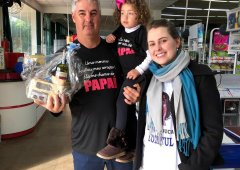 Ganhadores da Promoção do dia dos Pais