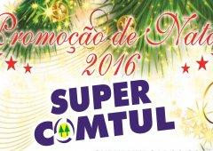 Promoção de Natal Super Comtul