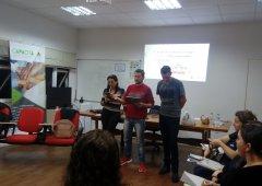 COLABORADORES DA COOPERATIVA PARTICIPAM DE TREINAMENTO