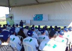 A Comtul participou no dia de campo da CCGL