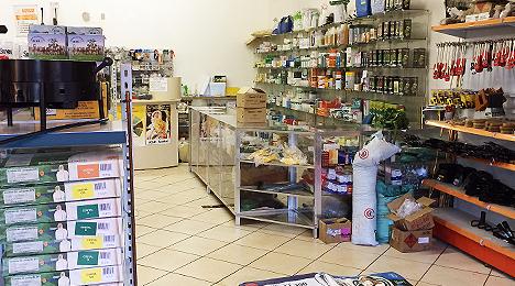 Lojas Agropecuárias COMTUL